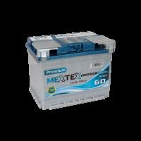 Аккумулятор MEXTEX Premium 6СТ-60 L (R)