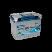 Аккумулятор MEXTEX Premium 6СТ-62 L (R)