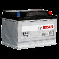Аккумулятор BOSCH S30 080 70 А/ч о.п. (570 409)