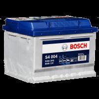 Аккумулятор BOSCH S40 040 60 А/ч о.п. (560 409) низк.