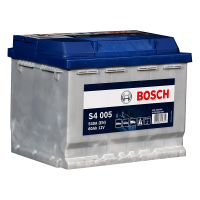 Аккумулятор BOSCH S40 050 60 А/ч о.п. (560 408)