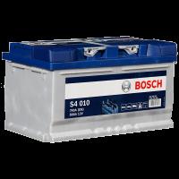 Аккумулятор BOSCH S40 100 80 А/ч о.п. (580 406)
