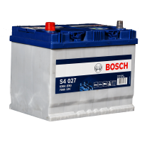 Аккумулятор BOSCH S40 270 70 А/ч п.п. (570 413) ASIA