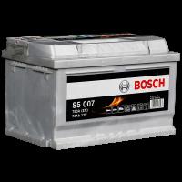 Аккумулятор BOSCH S50 070  74 А/ч о.п. (574 402)