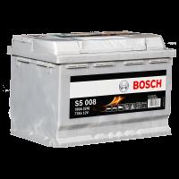 Аккумулятор BOSCH S50 080  77 А/ч о.п. (577 400)