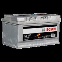 Аккумулятор BOSCH S50 100  85 А/ч о.п. (585 200)