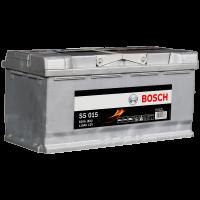 Аккумулятор BOSCH S50 150  110 А/ч о.п. (610 402)