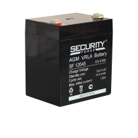 Аккумулятор SF 12045 Security Force