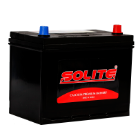 Аккумулятор SOLITE 6ст-85  95D26L с буртиком