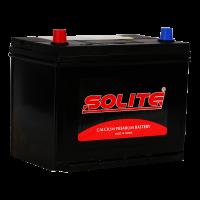 Аккумулятор SOLITE 6ст-85  95D26R с буртиком
