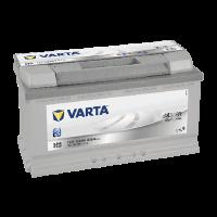 Аккумулятор Varta SD 6СТ-100  оп   (H3, 600 402)