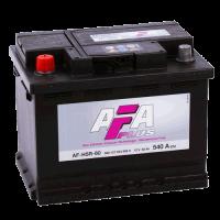 Аккумулятор  AFA PLUS 6ст-60 А/ч  пп  540A  560 127 054