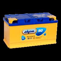 Аккумулятор  АКОМ 6ст-90 VL евро низк