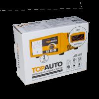 Автоматическое зарядное устройство ТОП АВТО АЗУ-408 (8А, для 12В-АКБ до 110 А*ч,стрелоч.индик., руч.)