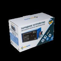 Автомат. зарядное устройство ТОП АВТО 5А (5А, для 12В-АКБ до 65 А*ч, светодиод.инд.)