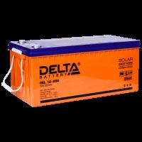 Аккумулятор DELTA  Delta GEL 12-200