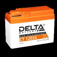 Аккумулятор DELTA CT 12026