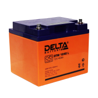 Аккумулятор DELTA DTM 1240