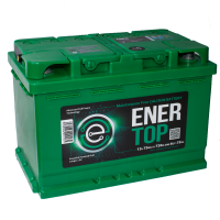 Аккумулятор ENERTOP 6ст-75 (1)