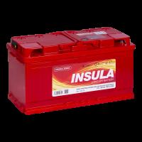 Аккумулятор INSULA 6ст-100 (0) евро