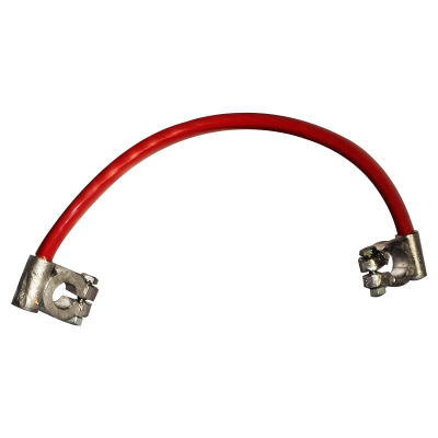 Провод-перемычка  АКБ 0.35 м кл.-кл. S35 (TK0314)