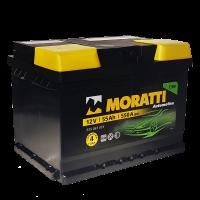 Аккумулятор Moratti  55а/ч п.п.(555 065 055)
