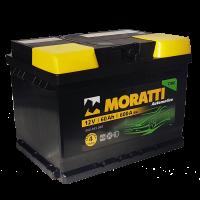 Аккумулятор Moratti  60а/ч п.п.(560 065 057)