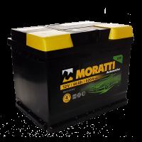 Аккумулятор Moratti  66а/ч о.п.(566 019 062)