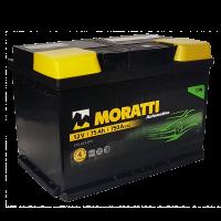 Аккумулятор Moratti  75а/ч п.п.(575 014 070)