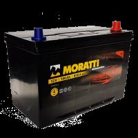Аккумулятор Moratti 100а/ч о.п.(600 018 085) Asia D31