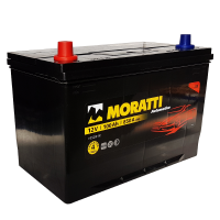 Аккумулятор Moratti 100а/ч п.п.(600 019 085) Asia D31