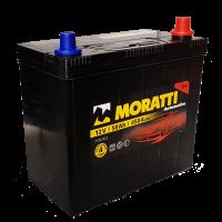 Аккумулятор Moratti  50а/ч о.п.(550 023/084 033) Asia B24 uni.кл.