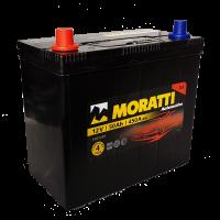 Аккумулятор Moratti  50а/ч п.п.(550 024/051 033) Asia B24 uni.кл.