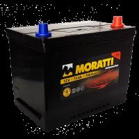 Аккумулятор Moratti  75а/ч о.п.(575 029 063) Asia D26