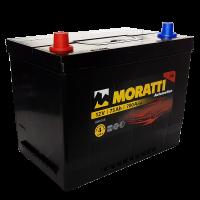 Аккумулятор Moratti  75а/ч п.п.(575 024 063) Asia D26