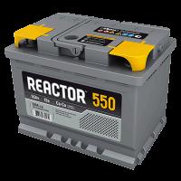Аккумулятор REACTOR  6ст-55 VL евро