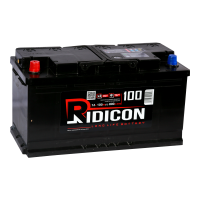 Аккумулятор RIDICON 6ст-100 (1)