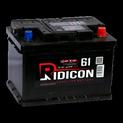 Аккумулятор RIDICON 6ст-61 (0)