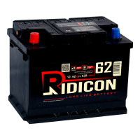 Аккумулятор RIDICON 6ст-62 (1)