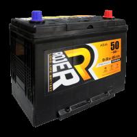 Аккумулятор ROGER ASIA 6ст-50 о.п. тонкие клемы