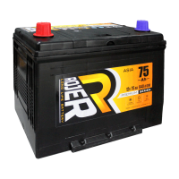 Аккумулятор ROGER ASIA 6ст-75 п.п.