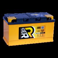 Аккумулятор ROJER Premium series 6ст-110 (0) евро