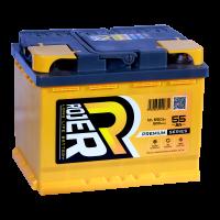Аккумулятор ROJER Premium series 6ст-55 (0) евро