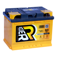 Аккумулятор ROJER Premium series 6ст-60 (1) рос