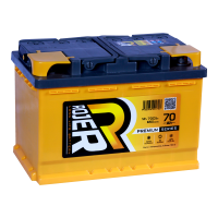 Аккумулятор ROJER Premium series 6ст-70 (0) евро
