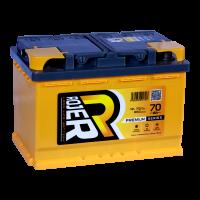 Аккумулятор ROJER Premium series 6ст-70 (1) рос