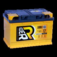 Аккумулятор ROJER Premium series 6ст-77 (0) евро