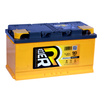 Аккумулятор ROJER Premium series 6ст-90 (1) рос