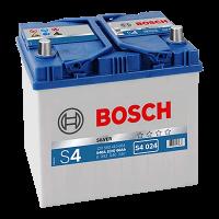 Аккумулятор BOSCH  S40 240 60 А/ч о.п. (560 410)  ASIA