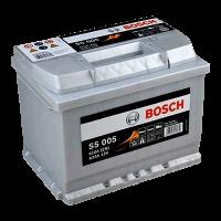 Аккумулятор BOSCH S50 050  63 А/ч п.п. (563 401)